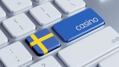 tangentbord casino svensk flagga